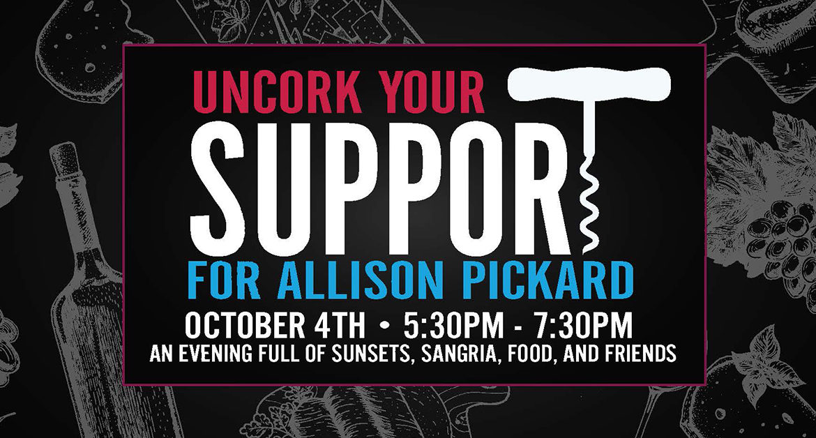 Uncork Your Support